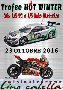 Trofeo Hot Winter