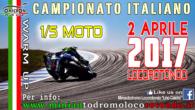 L'Omicron Race organizza il Warm-Up del Campionato Italiano per la categoria Moto 1/5. Evento che si svolgerà presso il nostro circuito a Locorotondo il 2 Aprile 2017. Iscrizioni sul sito […]