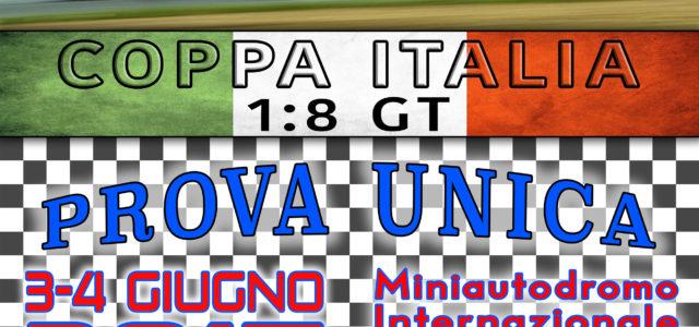 L'Omicron Race in accordo con l'A.M.S.C.I. ha deciso di rinviare a data da definire la Coppa Italia 1:8 GT del 3-4 Giugno in programma sul circuito di Locorotondo. Non appena […]