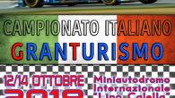 """L'Omicron Race in collaborazione con l'AMSCI è lieta di annunciarvi che dal 12 al 14 Ottobre 2018 presso il Miniautodromo Internazionale """"Lino Calella"""" di Locorotondo (BA), si svolgerà il Campionato […]"""