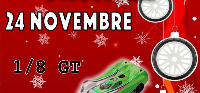 """L'Omicron Race organizza il 24 Novembre 2019 a Locorotondo il """"Trofeo di Natale"""" riservato alla categoria 1:8 GT. Ci saranno Finali A-B-C, con peso e carrozzeria libera. Il costo per […]"""