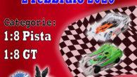 """L'Omicron Race organizza il 2 Febbraio 2020 a Locorotondo il """"Trofeo di Carnevale"""" riservato alle categorie 1:8 GT e 1:8 Pista. Ci saranno Finali A-B-C, con peso e carrozzeria libera. […]"""
