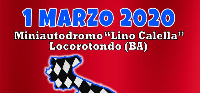 L'Omicron Race in collaborazione con la UISP, organizza la prima prova del Campionato Regionale UISP, per la categoria 1:8 GT. L'evento si svolgerà Domenica 1 Marzo 2020, presso il Miniautodromo […]