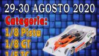 """L'Omicron Race organizza il 29 e il 30 Agosto 2020 a Locorotondo il trofeo """"SUMMER CUP 2020"""" riservato alle categorie 1:8 GT, 1:8 Pista e 1:5 TC. Ci saranno Finali […]"""