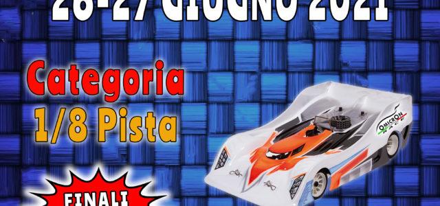 """L'Omicron Race in collaborazione con l'AMSCI organizza il 26 e il 27 Giugno 2021 a Locorotondo il trofeo """"SUMMER CUP"""" per la categoria 1/8 Pista. Ci saranno Finali A-B-C per […]"""