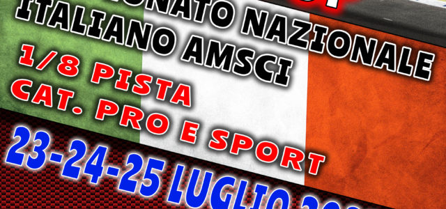 L'Omicron Race in collaborazione con l'AMSCI organizza il 23, 24 e 25 Luglio 2021 a Locorotondo il WARM UP del Campionato Nazionale Italiano AMSCI per la categoria 1/8 Pista. Durante […]