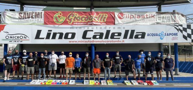 """L'Omicron Race ringrazia tutti i piloti che hanno partecipato al Warm Up del Campionato Nazionale AMSCI 2021 per la categoria 1:8 Pista, tenutosi sul circuito del Miniautodromo """"Lino Calella"""" a […]"""